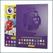 Paniniand039s Football 2020 Sticker Collection - Hard Cover Album