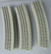Lionel 6-12041 Fastrack O72 Curved 22.5 Degree Track 30