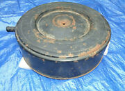 1963-76 Mopar A B E-body Slant 6 Cylinder Air Cleaner Assembly Vgc For Refinish