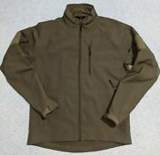 Beyond A5 Rig Light Softshell Jacket Coyote Size Medium Nwot 375 Normally