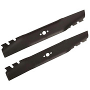 Toro High Lift Blade Kit Replacement Lawn Mower Blades 2 Pack Timemaster 30 Inch