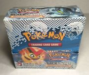 Pokemon Tcg Black And White Noble Victories Factory Sealed Booster Box - 36 Packs