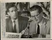 1968 Press Photo Governor Richard Hughes At Democratic Convention In Chicago
