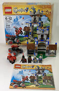 Lego Castle The Gatehouse Raid 70402 Complete Minifigures Knights Soldiers 2013