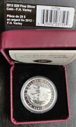 2012 20 Fine Silver Coin- F.h.varley Stormy Weather Georgian Bay. Only 7000.