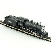 Model Power 876341 N Atchison Topeka And Santa Fe 4-4-0 American Steam Engine 212