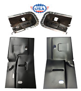 1994-2002 Dodge Ram Pickup Steel Front Cab Mounts And Outer 24 Inch Front Floors