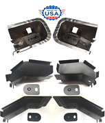 1994-2002 Dodge Ram Steel Front Center And Rear Cab Mounts Sold As A 6 Piece Set