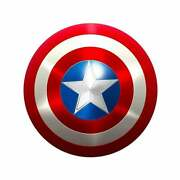 18 Inches Marvels Avengers Legend Captain America Shield, Medieval Shielld