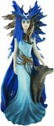Anne Stokes Hekate Statue Wicca Nemesis Now Figurines