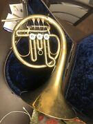 Hess High F Single French Horn