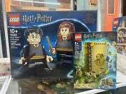 Lego Harry Potter Lot Of 2 Sets 76393 And 76384