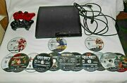 Sony Playstation Gaming Console Bundle / Ps3 / Madden Football Series Controller