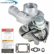 Turbocharger Fit For T25 Gtx2860r A/r 0.64 1.4-2.5l Engine 200-450hp