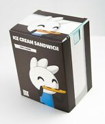 X1 Unopened Ice Cream Sandwich - Youtooz Collectible - In Hand - Sold Out