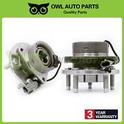 Pair New Front Wheel Bearing Hub Left And Right For Chevy Cobalt 06-07 Chevy Hhr