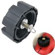 Plastic Gas Cap Fuel Oil Tank Cover Universal For 12l 24l Marine Outboard Engine