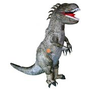 Inflatable Dinosaur Costume Blow Up Fancy Dress Inflatable Cosplay Costumes B
