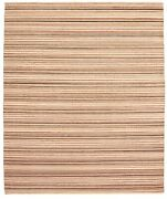 Tan Oriental Carpet 8and0391 X 9and03910 Wool Area Rug