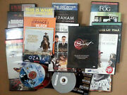 24 Dvd Spiderman Star Trek Scarface Silence Lamb Gumby Day After Tomorrow 300