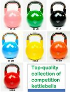 Competition Kettlebell Andndashprofessional Grade For Fitness 15-50lb - Local Pick Up