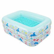 Inflatable Swim Pool Summer Indoor And Outdoor Inflatable Kids Paddling Pools