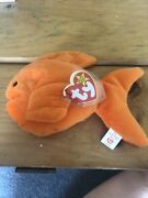 Goldie The Gold Fish Beanie Baby