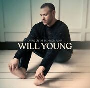 Will Young - Crying On The Bathroom Floor Hand Signed Autographed Cd Presale