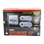 Snes Super Classic Edition Mini Console 21 Games In 1 Free Shipping Reproduction