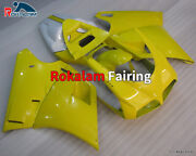For Ducati 748 916 996 998 1996 1999 2002 Yellow Aftermarket Motorcycle Fairing