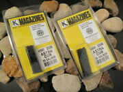 2-pack Fits Colt Junior Mags Magazine Discontinued 6 Round Blue New .25 25 Acp