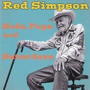 Red Simpson Soda Pops And Saturdays Cd.