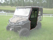 Fits Honda 2016-20 Pioneer 1000 3 And 5 Seater Steel Doors Only For Cab Enclosure