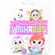 Disney Wishables Mystery Collectible Pin Pack Disney Pin