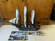 Lego Pirates Imperial Flagship 10210 Built Appears Complete W/ Manual No Box