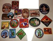 Michigan Dnr Successful Deer Hunter Patches 16 Different 1990-07no 91-bear