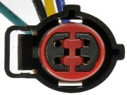A/c Switch Connector For 1993-1998 Lincoln Mark Viii 4.6l Dorman 116070lz 1994