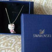 Necklace Kitty Limited Quantity Rare From Japan