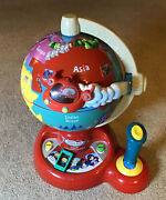 Little Einsteins Vtech Learn And Discover Globe Interactive Disney Toy