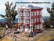 Campbell Scale Models 413 Ho Carsten's Flop House