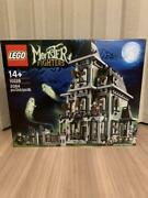Lego Monster Fighters Haunted House 10228 In 2012 New Retired