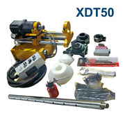 Xdt50hole Drilling Machine For Excavating Machinery Portable Line Boring Machine