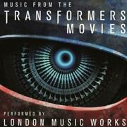 London Music Works Music From The Transformers Movies =lp Vinyl Brand New=