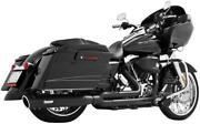 Freedom Performance Union 2-into-1 Full Exhaust System Black Hd00233