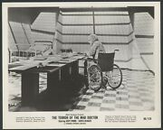 Wolfgang Preiss In The Terror Of The Mad Doctor '66 Wheelchair Table
