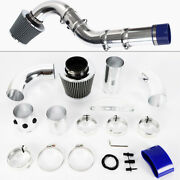 3'' Universal Cars Cold Air Intake System Pipe Kit + Filter Sets 261725 Cm Usa