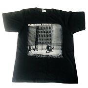 Matchbox 20 Tour T-shirt Size Small Exile In Australia 2008 Rock Band Black Tee