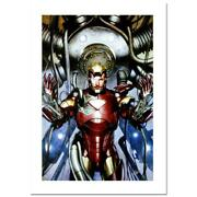 Stan Lee Signed, Iron Man Director Of S.h.i.e.l.d.