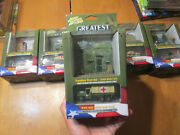 Greatest Generation Wwii Gmc Cckw 6x6 Truck Frontline First Aid Display Stand