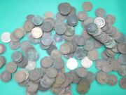 Bulk Lot Of 171 Cull Low Grade Indian Head And Flying Eagle Cents Q3fh